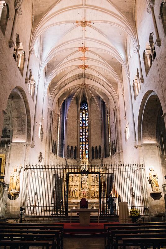 サン・フェリウ教会