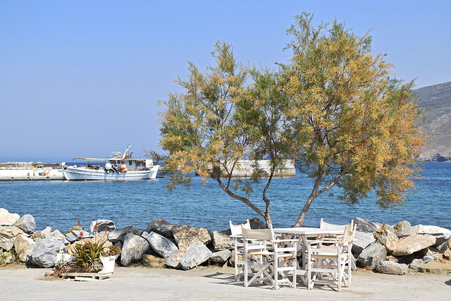 Alegria Taberna, Ormos, Andros, Greece