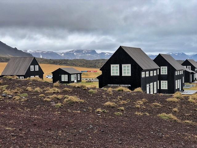 Hellnar (Snaefellsnes, Islandia)