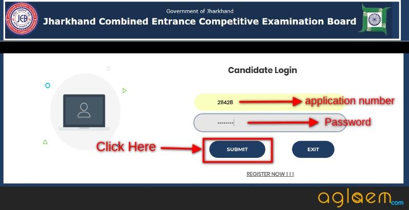 JEECE Application Form 2019