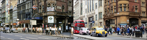 Oxford Street`1970-2018 | by roll the dice
