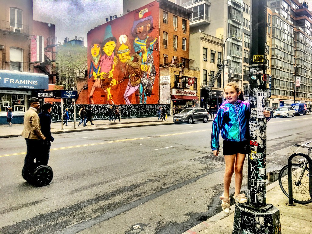 Segway riding 14th street New York City | May 12th ,2018, 14… | Flickr