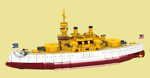 USS Indiana | by Thomas of Tortuga