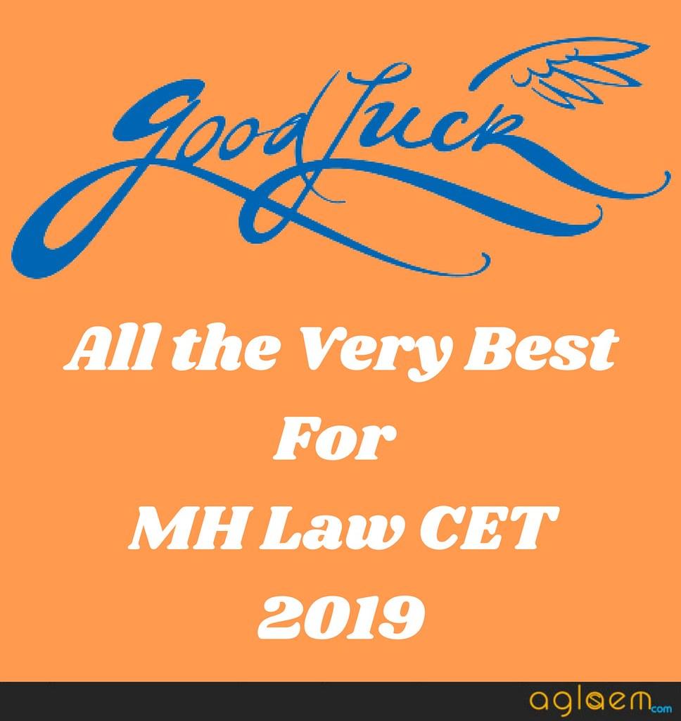 MH LAW CET 2019