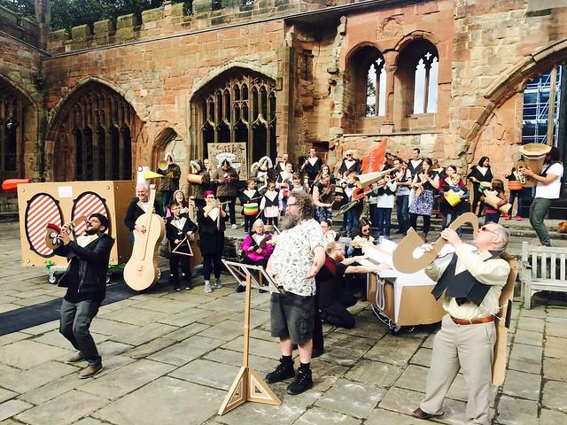 Cardboardia Orchestra