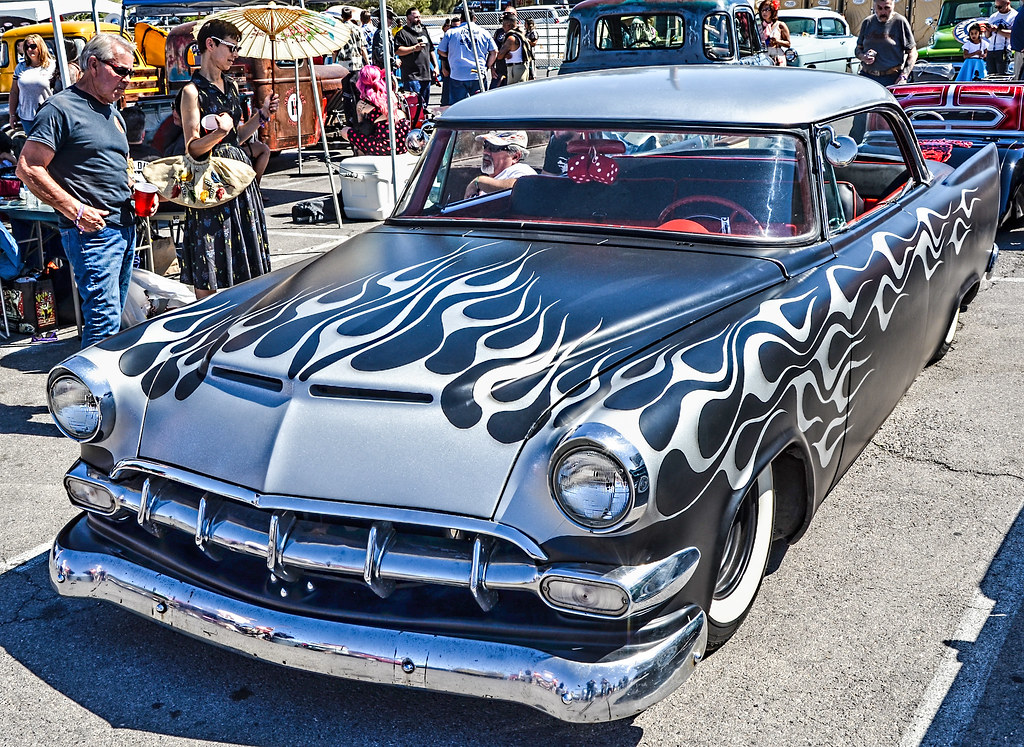Viva Las Vegas Rockabilly Hot Rodder Car Show Flickr - Viva las vegas car show 2018