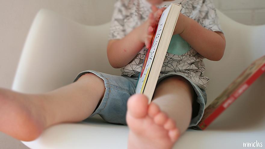 leyendo con Carambuco