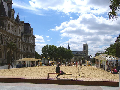 Paris Plage | by Choubistar