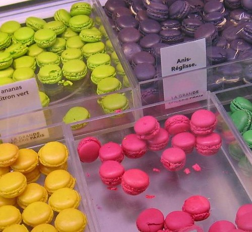 Macarons at Bon Marché | by Paris Breakfast