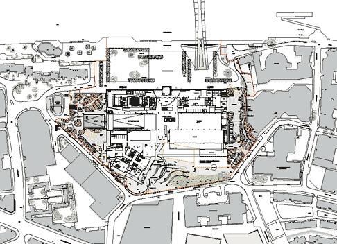 Transforming Tate Modern Landscape Master Plan