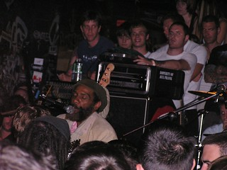HR/Bad Brains - CBGB, September 3, 2006 | by mike.brooklynrocks