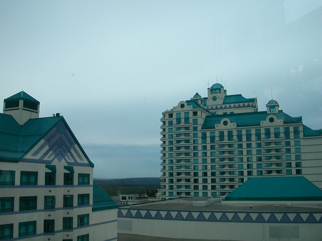Foxwoods Hotel Room Pictures