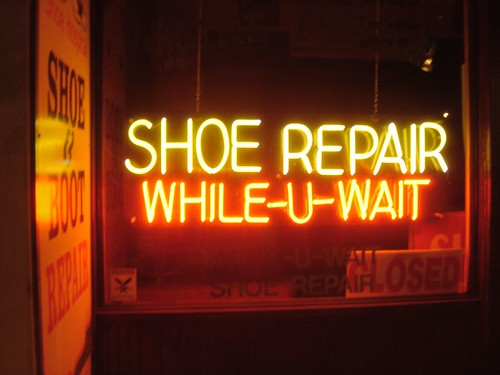 Shoe Repair New City Ny