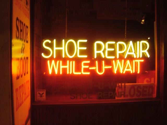 Shoe Repair Austin Burnet Rd