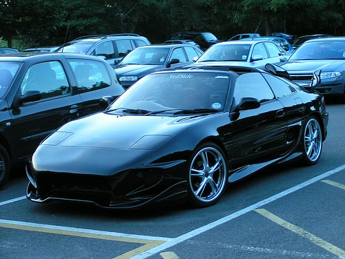 Toyota Mr2 Veilside Warriors Speed Car Flickr