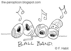 Ball Band | by panopticon
