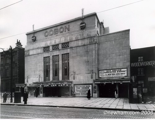 Odeon Romford Road 1936 | by Newham.com
