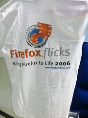 firefox flicks t-shirt | by hey-gem