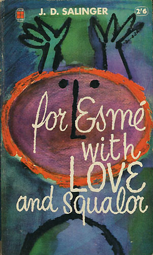 For Esme with Love and Squalor... | by Moxette