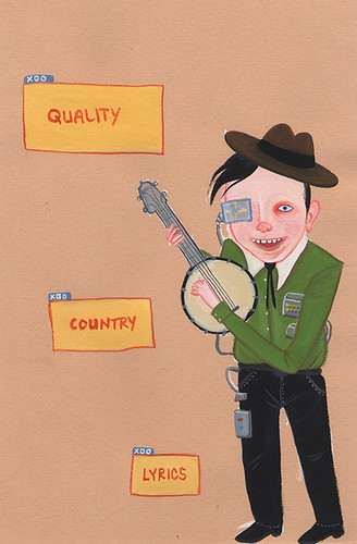 QUALITY COUNTRY LYRICS | by stanleylieber