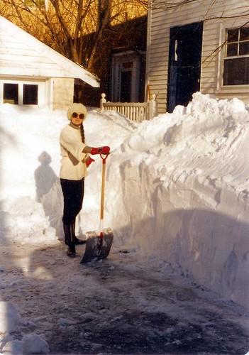 Blizzard Of 78 In February Of 1978 We Got Something