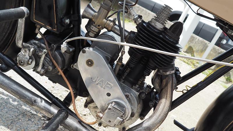 SOYER & CLAPSON 250 cc JAP 1930 27961722148_34c86a6a6a_c