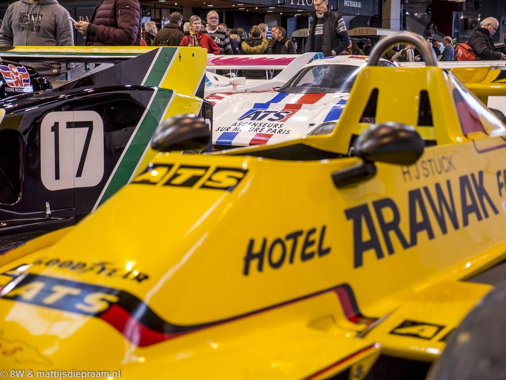 2018 Rétromobile: ATS D3 | See...