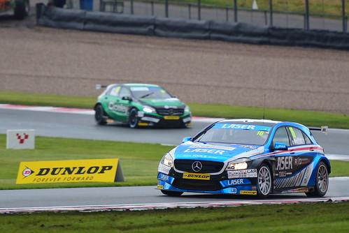 Aiden Moffat, Mercedes Benz A-Class, British Touring Car Championship, Donington Park 2018
