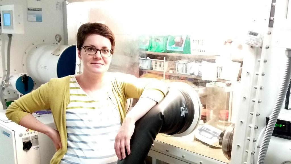 Dr Ruth Webster