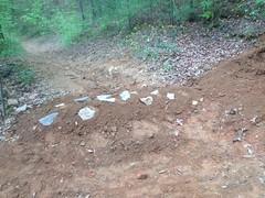 Rolling Dip Half Built