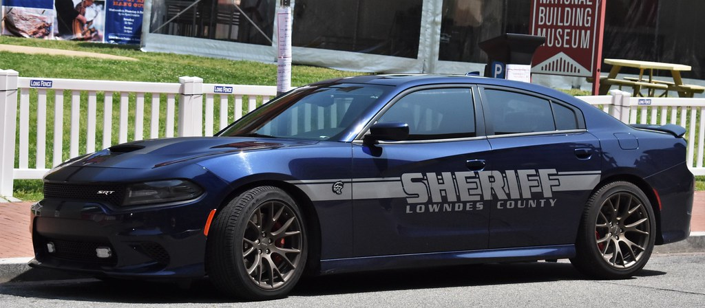 Lowndes County Sheriff S Office 2017 Dodge Charger Srt Hel