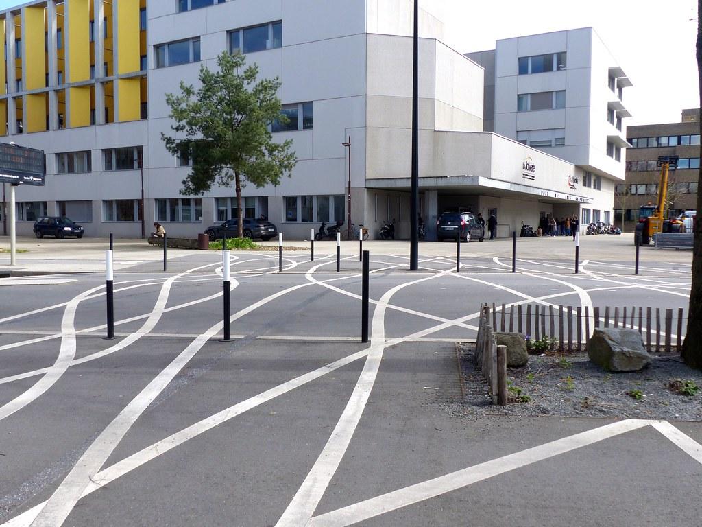 Bureau Architecture Nantes : Île de nantes loire atlantique boulevard léon bureau tru flickr