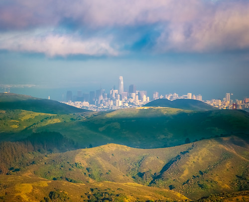 City View From Mount Tam | by pixelmama