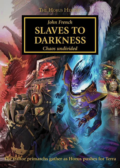 «Рабы Тьмы» Джона Френча | Slaves to Darkness by John French