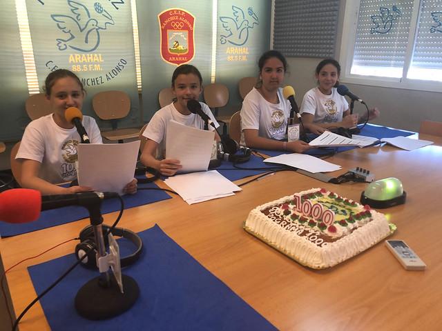 AionSur 41264597915_ac5720fb74_z_d Susana Díaz pone a Radio Paz como ejemplo de la escuela pública andaluza Educación