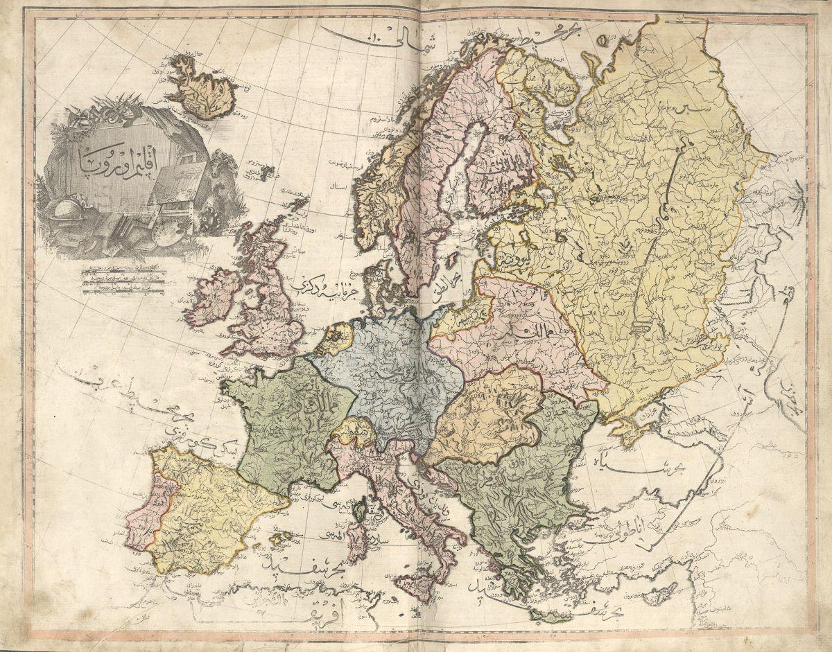 Europe (1803)