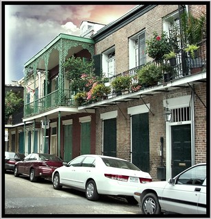 New Orleans  Louisiana - French Quarters ~ Balconies ~ Flower Planters | by Onasill ~ Bill Badzo - 59 Million - Thank You