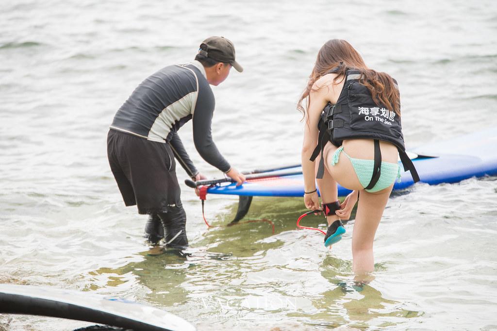 小琉球SUP體驗