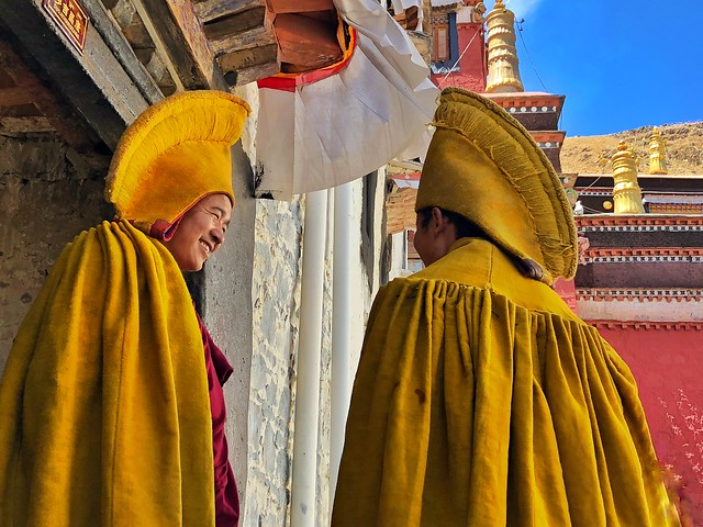 Monasterio Tashilhunpo (Tíbet)