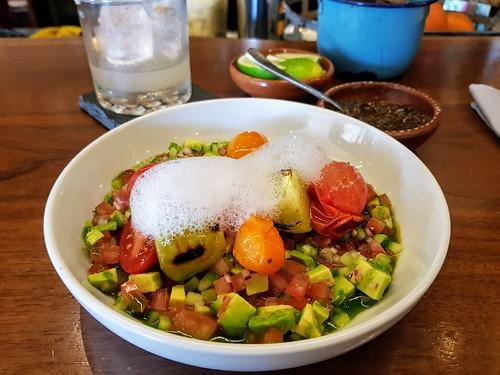 Organic Tomato Ceviche