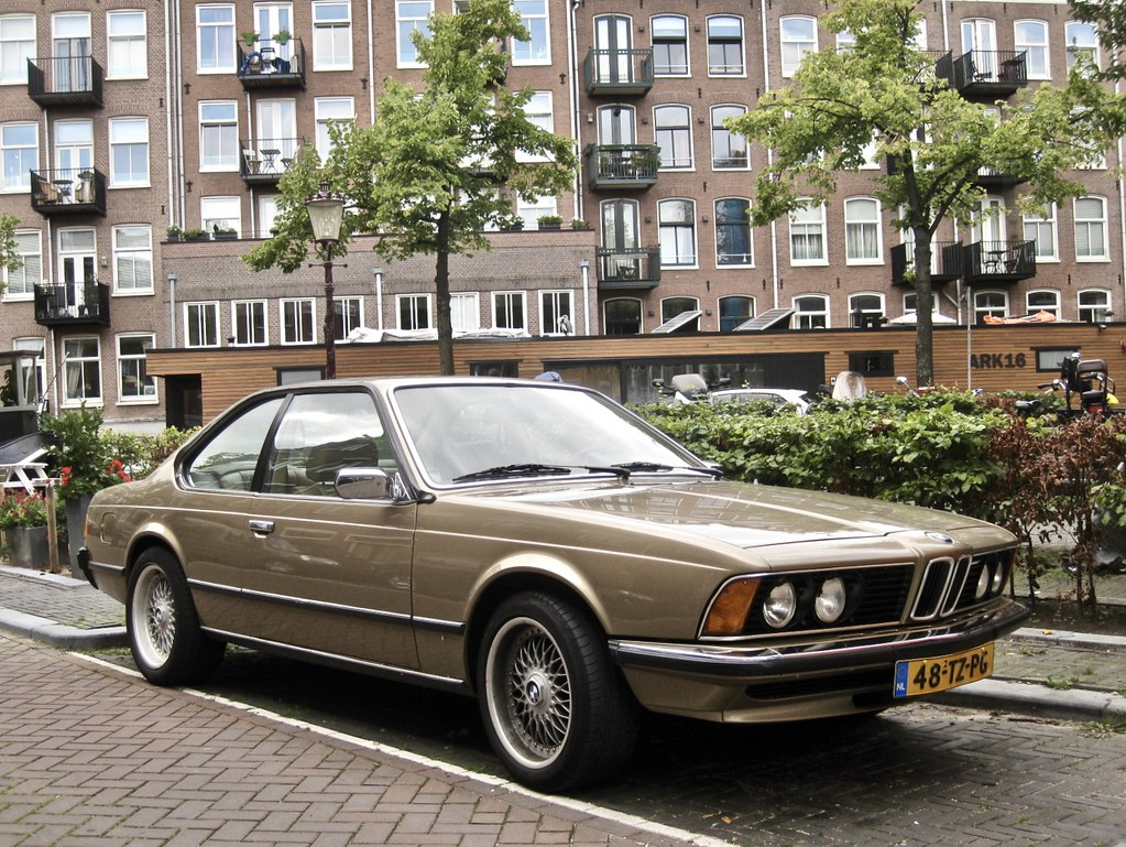 1979 bmw e24 630 cs automatic coup the 6 series e24 cs. Black Bedroom Furniture Sets. Home Design Ideas
