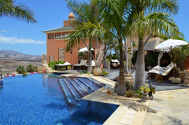 Pool, Royal Garden Villas, Costa Adeje,Tenerife
