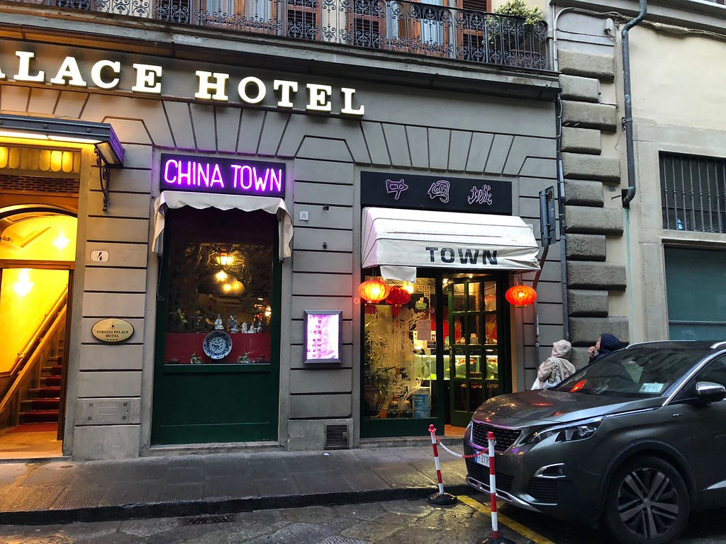 ... Scarboroughcruiser Ristorante China Town   Florence, Italy | By  Scarboroughcruiser