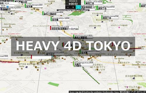 HEAVY 4D TOKYO