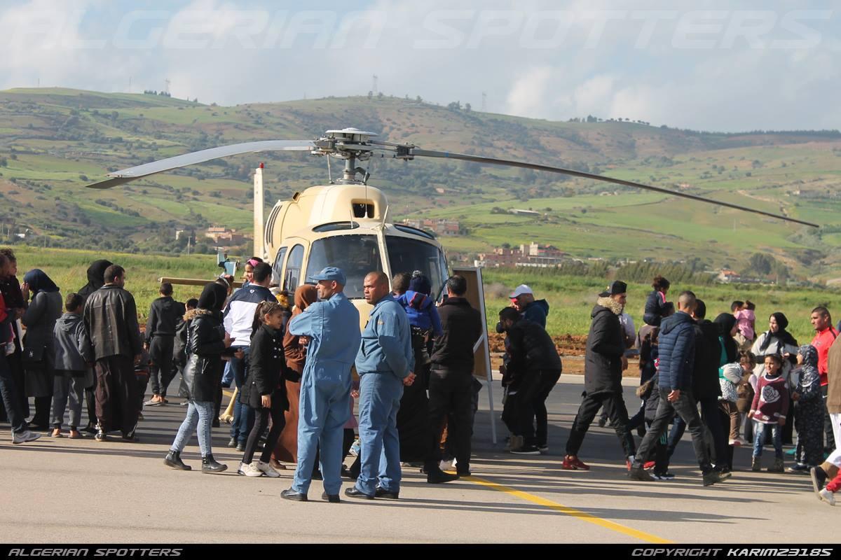 صور مروحيات القوات الجوية الجزائرية Ecureuil/Fennec ] AS-355N2 / AS-555N ] - صفحة 7 27450066877_97c926f6f1_o