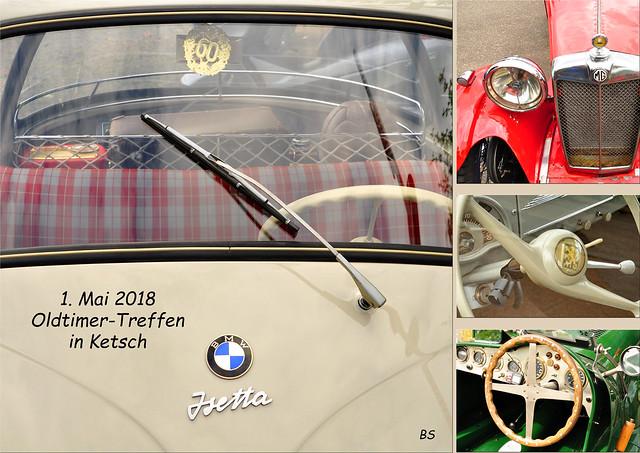 1. Mai 2018_Oldtimer-Treffen in Ketsch_Fotos: Brigitte Stolle