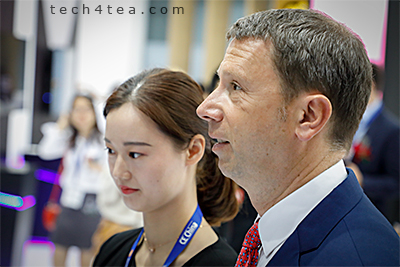 Jens Heithecker is the Chairman of CE China, IFA Executive Director and Executive Vice President Messe Berlin.