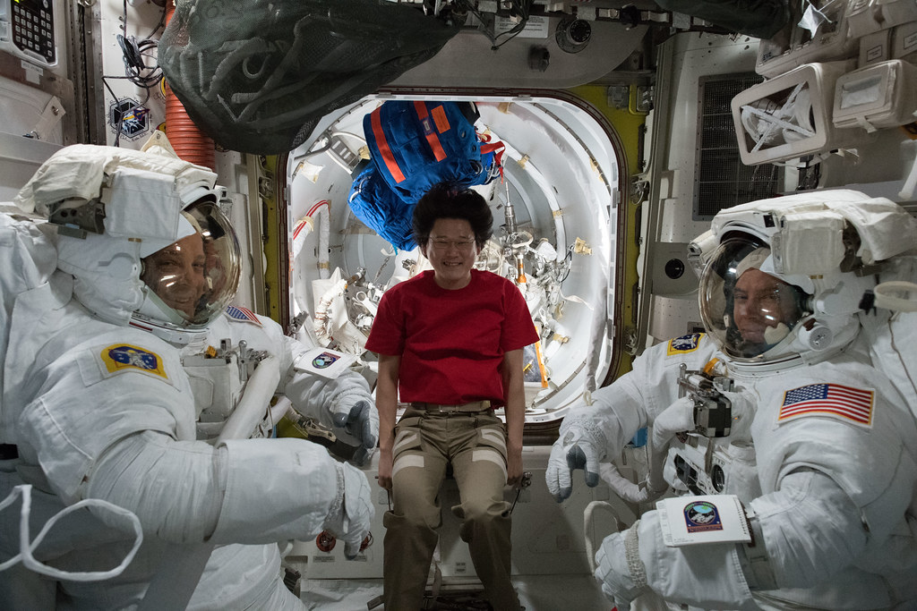 most recent astronaut in space - photo #22