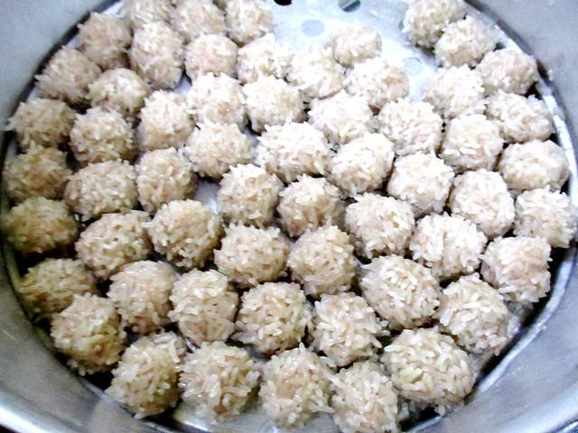 Ah Sian dim sum, Chinese pearls 1