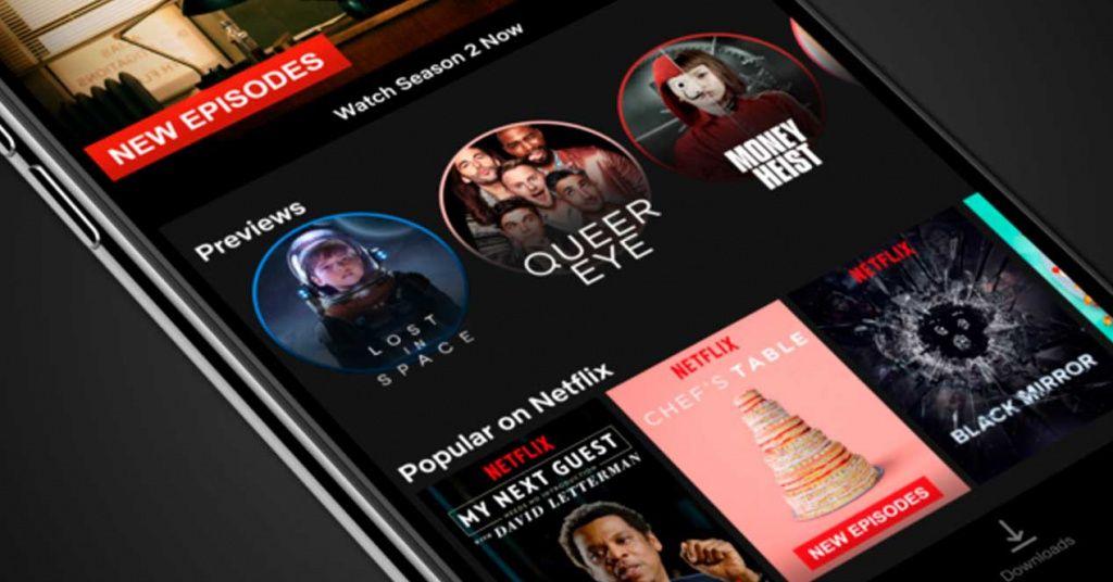 Los hogares con Netflix se multiplican por tres en España en un año y rozan el millón y medio